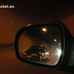 Blindflug durch den Autobahntunnel