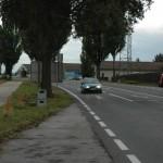 """Geschwindigkeitsmessung der Verkehrspolizei mit """"Multibox"""""""