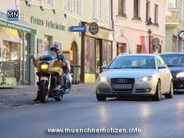 Licht am Tag für einspurige Kraftfahrzeuge war real eine Hebung der Verkehrssicherheit