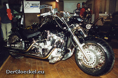 BOOM Bikes YAMAHA XV 1600 Wild Star