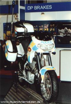 CCM 604 Police