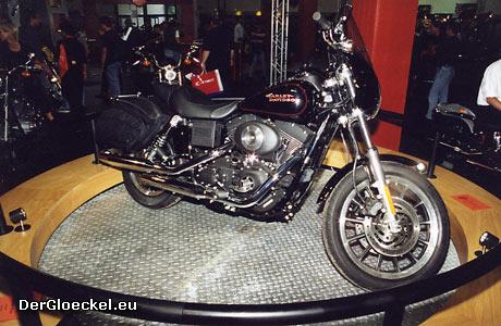 Harley Davidson Super Glide T-Sport