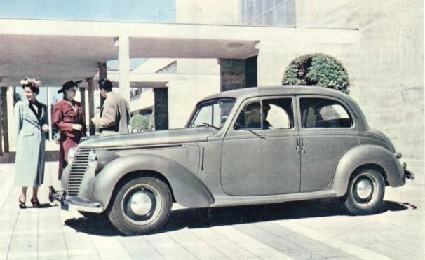 Fiat 1500/E Berline