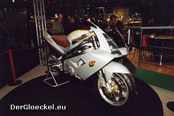 Prototyp der MZ 1000 S