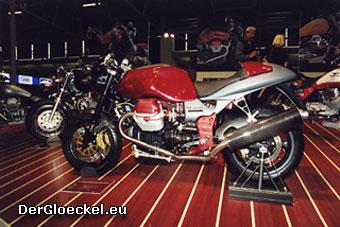 Moto Guzzi V11 Sport Rosso