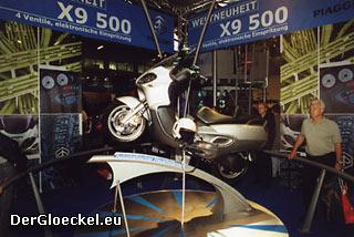 Piaggio X9 500