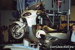Piaggio X9 500 auf der INTERMOT