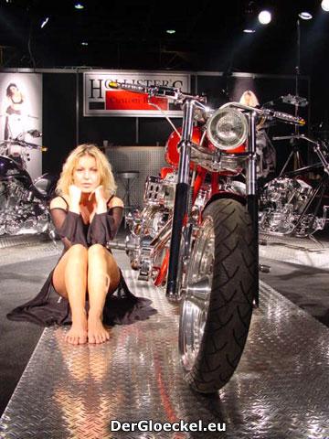 "Harley Davidson ""Umbau"""