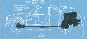 Die eingezeichnete Turbine im Rover-Prototyp