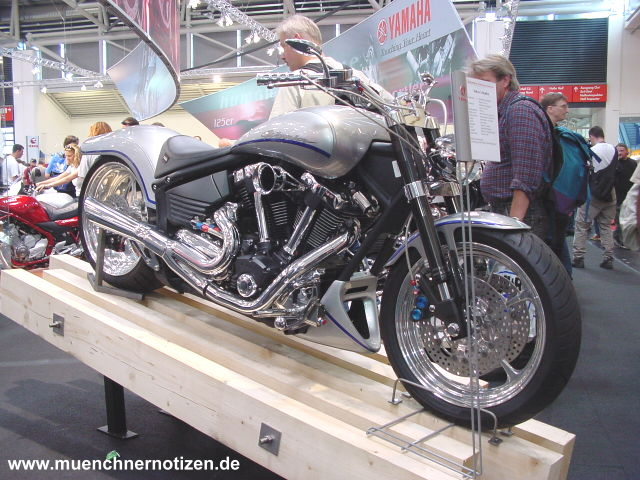 Yamaha Road Star Warrior